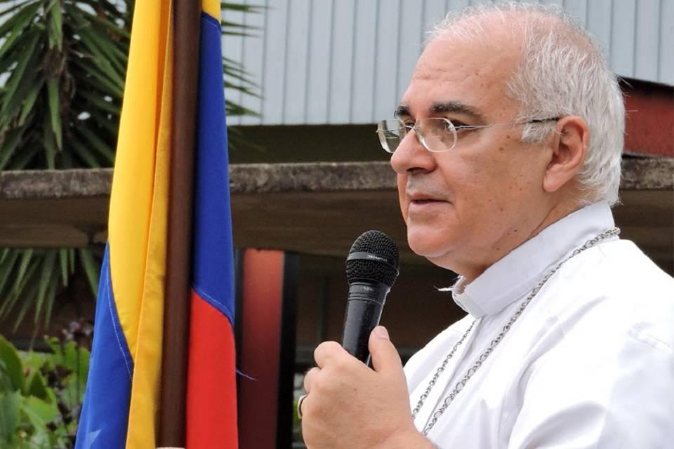 Táchira: Monseñor Mario Moronta dio positivo por COVID-19 - julio 24, 2021 9:30 am - NOTIGUARO - Nacionales