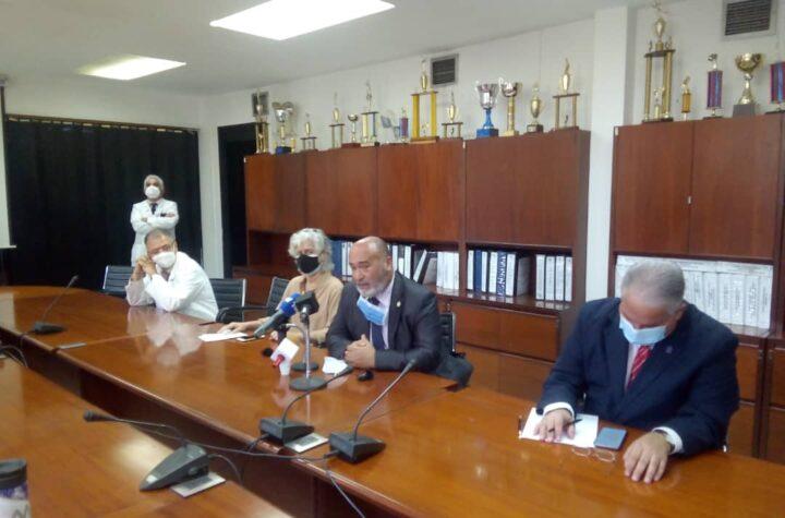 Gremio médico y Foro Cívico exigen reactivar mesa técnica de vacunación anticovid - julio 8, 2021 12:25 pm - NOTIGUARO - Notiguaro