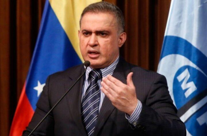 """Tarek William Saab invitó a la CPI a visitar Venezuela y """"establecer una hoja de ruta"""" - julio 20, 2021 9:10 am - NOTIGUARO - Tarek William Saab."""