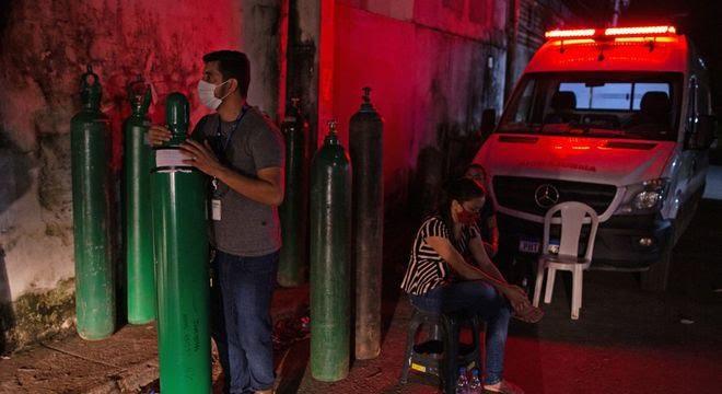 Advierten que escasez de gasolina afecta la distribución de oxígeno, en todo el país - julio 29, 2021 11:00 am - NOTIGUARO - Nacionales