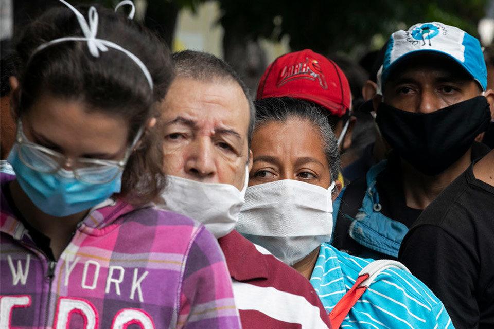 Venezuela reporta 1.162 nuevos contagios y 11 fallecimientos, total asciende a 290.524 - julio 17, 2021 9:00 am - NOTIGUARO - Nacionales