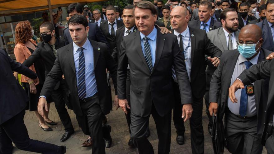 Brasil: Fiscalía acepta investigar denuncia contra Bolsonaro por prevaricación - julio 3, 2021 12:00 pm - NOTIGUARO - Internacionales