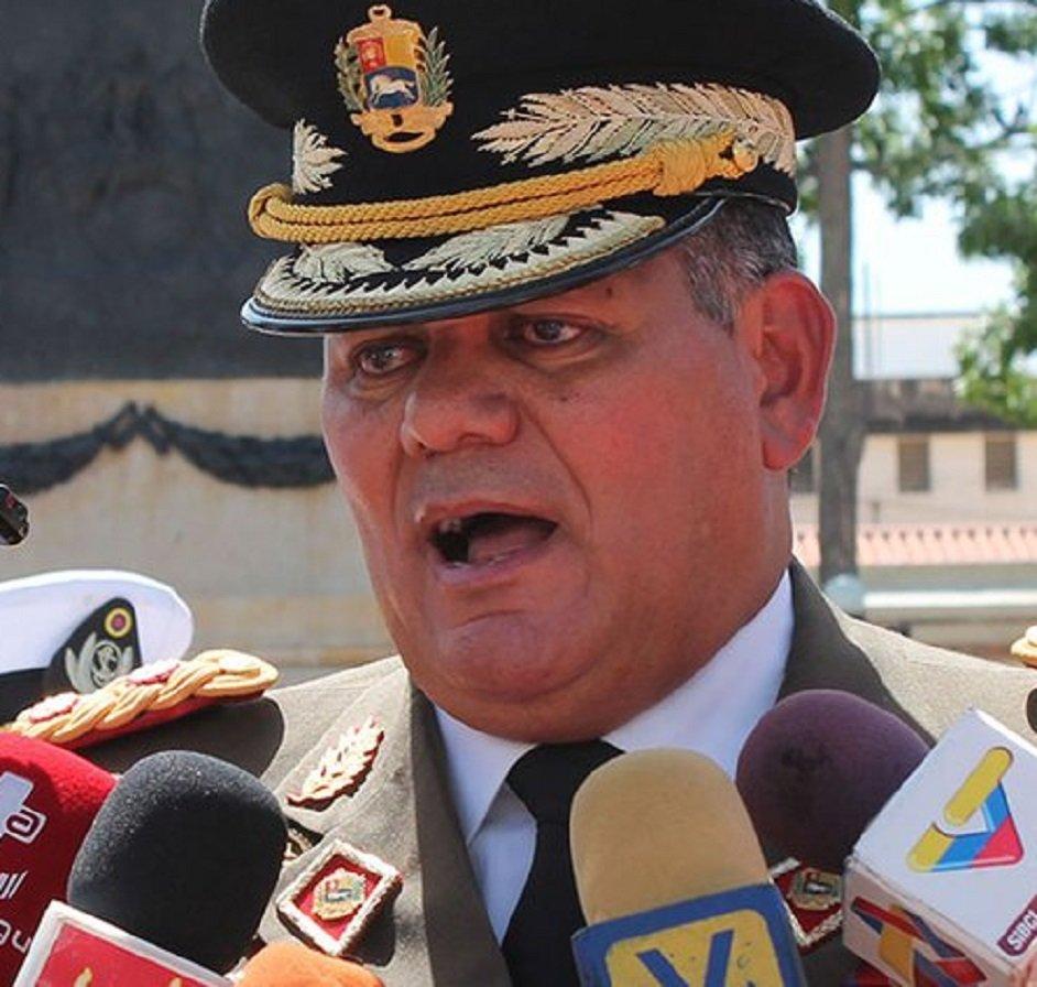 """Ministro Leal pide """"mediación internacional"""" para frenar el bloqueo - julio 28, 2021 9:45 am - NOTIGUARO - Nacionales"""