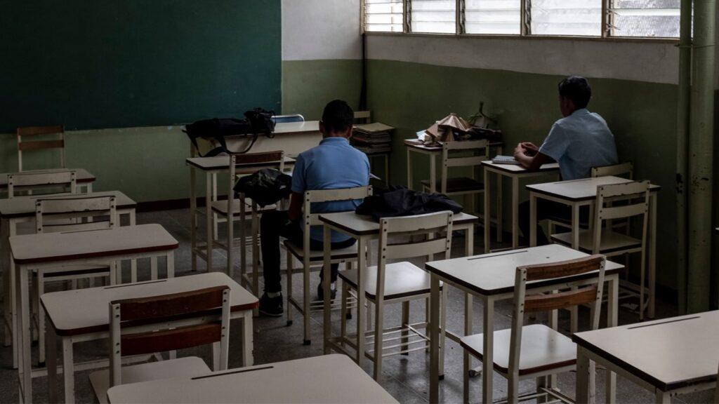Federación Venezolana de Maestros advierte que no existen condiciones para el regreso a clases - julio 4, 2021 10:41 am - NOTIGUARO - Nacionales