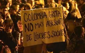 En Colombia: Decapitan a un activista indígena y llega a 84 la lista de defensores de DD.HH. muertos en 2021 - julio 6, 2021 9:00 am - NOTIGUARO - Internacionales