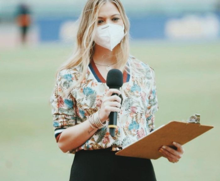 """Coquito"" Santoro, la primera periodista en comentar fútbol de élite en Venezuela - julio 26, 2021 12:16 pm - NOTIGUARO - Notiguaro"