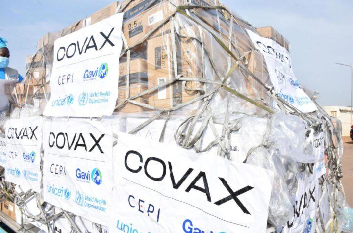 2,6 millones de vacunas del sistema Covax arribarán este sábado al país - octubre 9, 2021 10:00 am - NOTIGUARO - Venezuela.