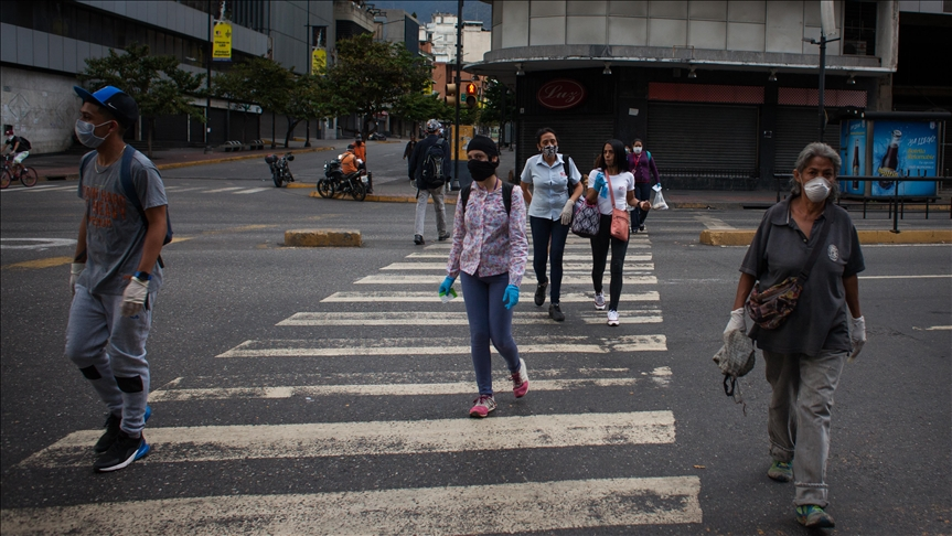 Venezuela registra 1.263 contagios adicionales y 12 fallecidos, cifra total se eleva a 289.362 - julio 16, 2021 8:45 am - NOTIGUARO - Nacionales