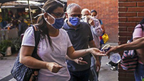 Venezuela reportó 1.240 nuevos contagios y 17 fallecidos, total se eleva a 277.635 - julio 5, 2021 9:00 am - NOTIGUARO - Nacionales