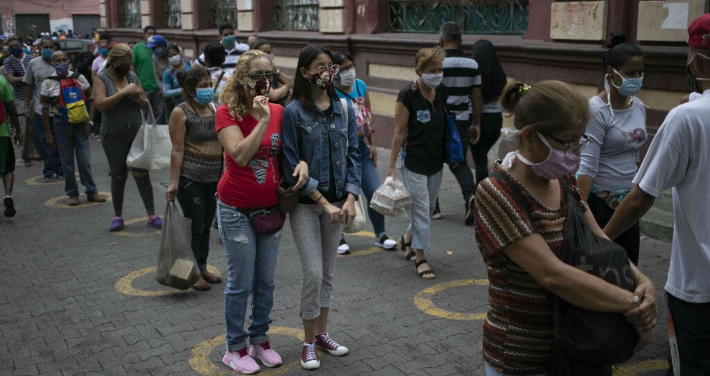 Venezuela alcanza los 280.980 contagios tras registrar 1.167 nuevos casos de COVID-19 - julio 8, 2021 8:45 am - NOTIGUARO - Nacionales