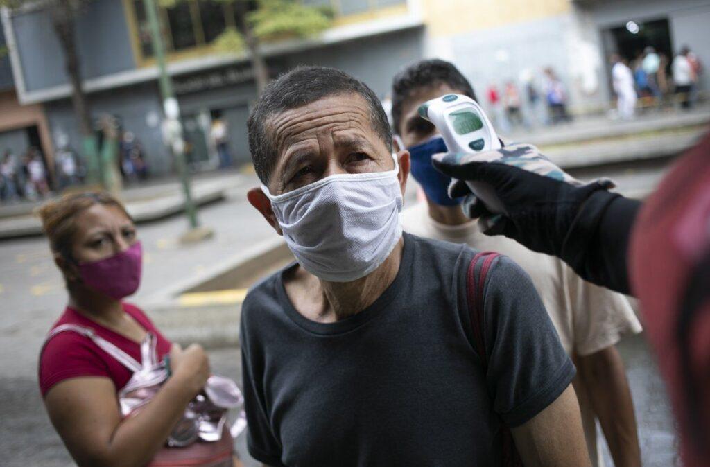 Venezuela registra 1.117 nuevos contagios y 17 fallecidos, cifra total se eleva a 296.863 - julio 23, 2021 9:00 am - NOTIGUARO - Nacionales