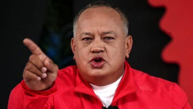 Diosdado Cabello afirmó que la oposición preparó la violencia registrada en la Cota 905 - julio 14, 2021 9:45 am - NOTIGUARO - Cota 905