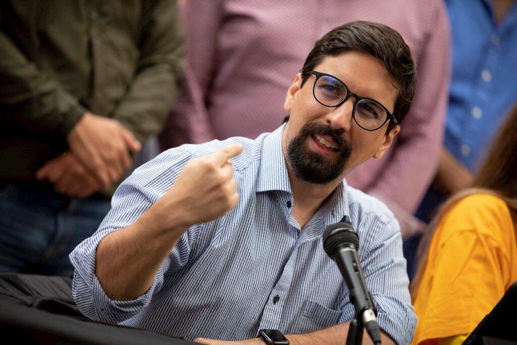 Al Helicoide: Juez ratifica privativa de libertad contra Freddy Guevara - julio 16, 2021 10:10 am - NOTIGUARO - Nacionales
