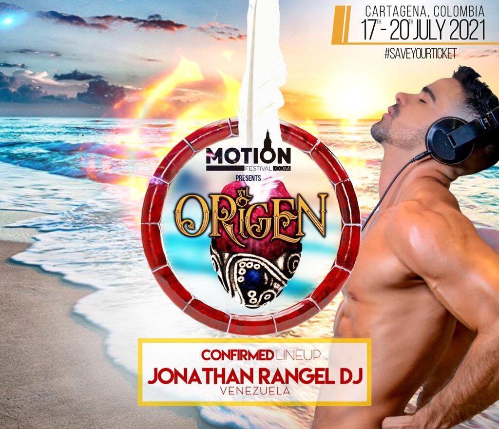"""Los Beats del Dj Jonathan Rangel harán Vibrar el """"Motion Fest"""" - julio 7, 2021 4:02 am - NOTIGUARO - Entretenimiento"""