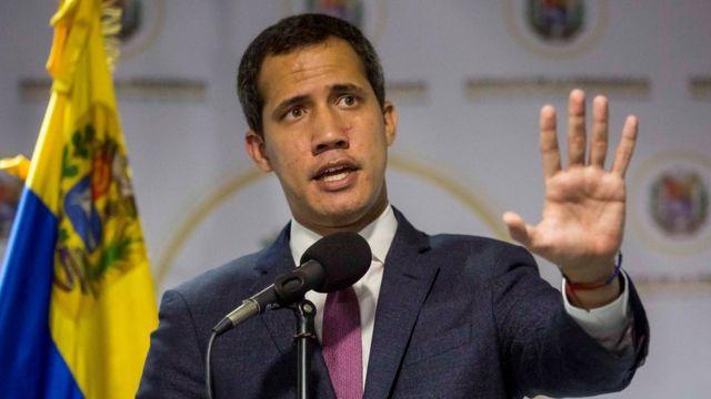 Juan Guaidó convocó a congresos municipales para unirse al Acuerdo de Salvación Nacional - julio 8, 2021 11:15 am - NOTIGUARO - Nacionales