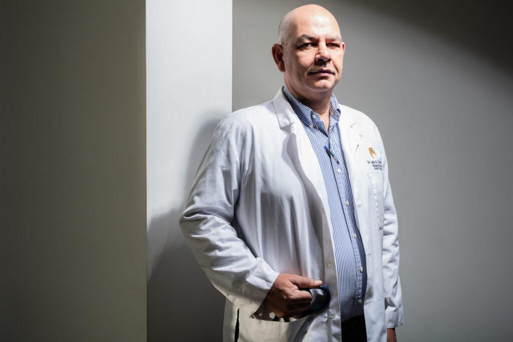 Dr. Julio Castro: Estamos en el pico de contagios más alto - julio 20, 2021 9:20 am - NOTIGUARO - Nacionales
