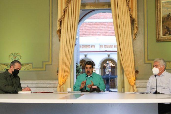 Maduro: En los próximos días anunciaremos nuevas medidas económicas - julio 30, 2021 9:00 am - NOTIGUARO - Economia