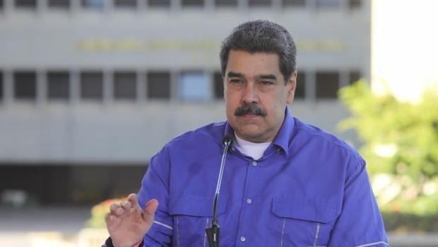 """Maduro afirma estar listo para """"negociar"""" con la oposición en México - julio 23, 2021 10:00 am - NOTIGUARO - Nacionales"""