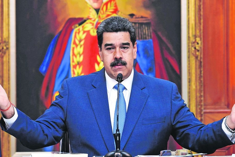 """Maduro anhela que """"caigan las barreras"""" con EE.UU. para establecer una """"relación de entendimiento"""" - julio 5, 2021 10:30 am - NOTIGUARO - Nacionales"""