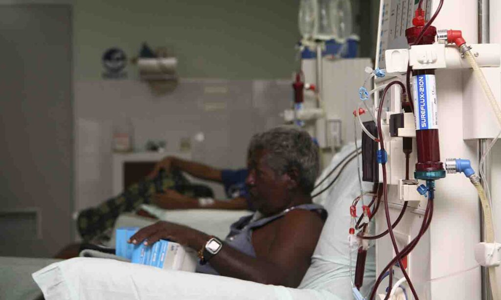 En Maracaibo: Pacientes renales deben esperar semanas para ser trasladados - julio 7, 2021 12:15 pm - NOTIGUARO - Nacionales