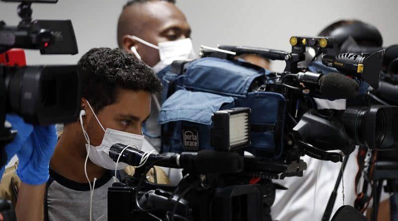 ¡En alerta!: 47 periodistas han fallecido por COVID-19 - julio 2, 2021 11:30 am - NOTIGUARO - Nacionales