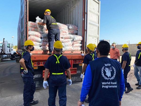 PMA envió primer cargamento de alimentos para escuelas venezolanas - julio 2, 2021 10:15 am - NOTIGUARO - Nacionales