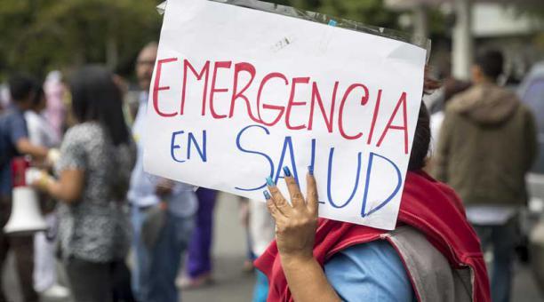 ¡Exigen respuestas! Sector salud iniciará jornada de protestas este #6Jul - julio 5, 2021 12:30 pm - NOTIGUARO - Nacionales