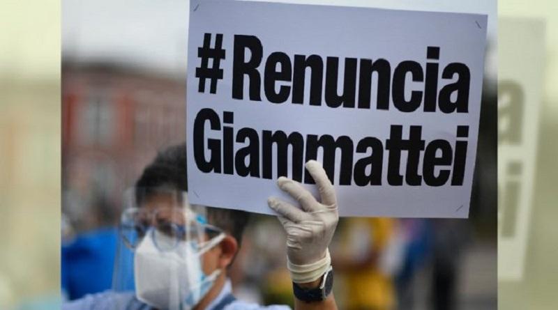 En Guatemala exigen renuncia de Giammattei - julio 29, 2021 10:13 pm - NOTIGUARO - Internacionales