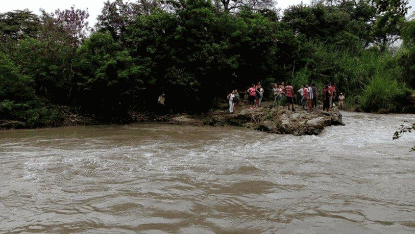 ¡En alerta!: Crecida del río Táchira impide paso por la trocha - julio 14, 2021 10:00 am - NOTIGUARO - Nacionales