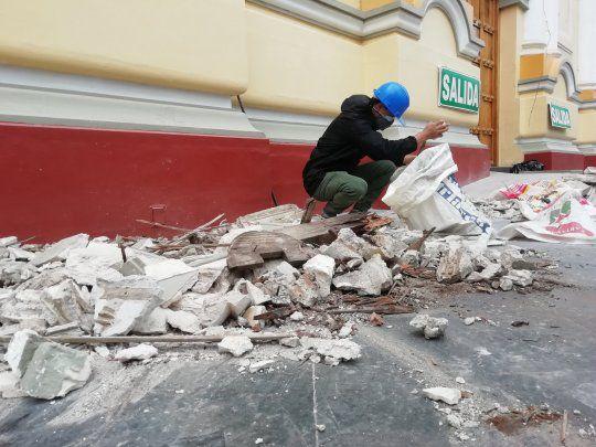 Perú: Sismo de 6,1 deja saldo de al menos 41 heridos - julio 31, 2021 10:20 am - NOTIGUARO - Internacionales