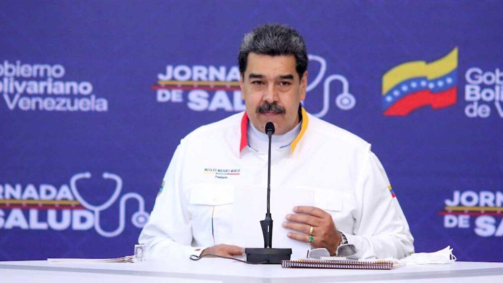 Nicolás Maduro aseguró que 2.508.201 venezolanos han sido vacunados contra la COVID-19 - julio 5, 2021 9:30 am - NOTIGUARO - Nacionales