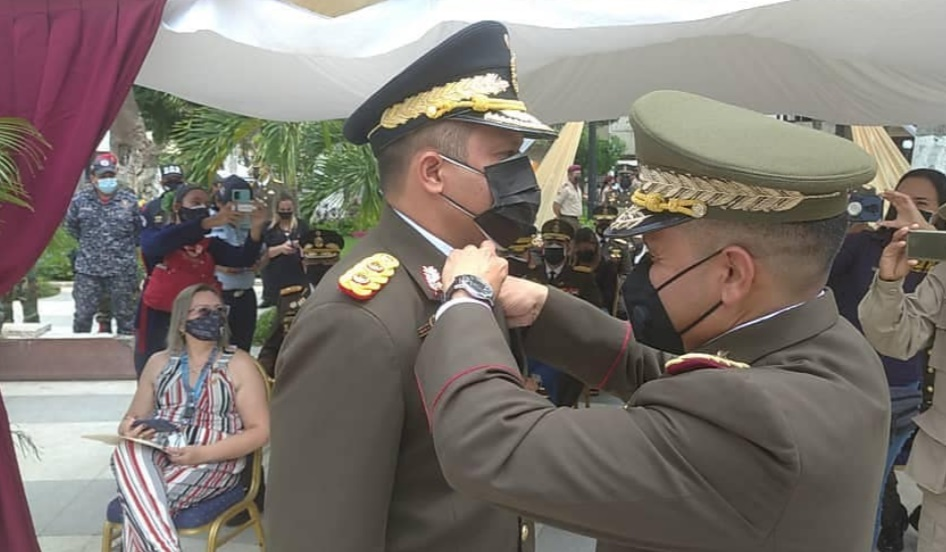 En Lara: GNB conmemoró 84° Aniversario - agosto 4, 2021 1:03 pm - NOTIGUARO - Locales