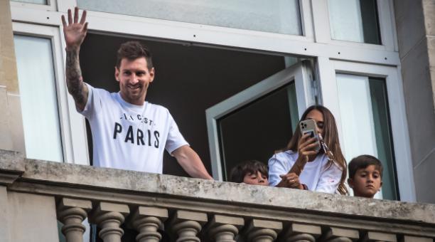 Pronostican revalorización del 20% del PSG gracias a Messi - agosto 11, 2021 8:00 pm - NOTIGUARO - Deporte