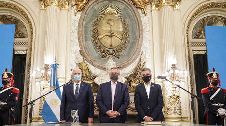 Argentina: Gobierno Nacional designa nuevos ministros en su gabinete - agosto 11, 2021 10:30 am - NOTIGUARO - Internacionales