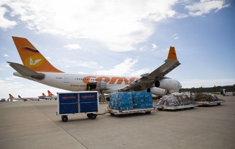 Venezuela envió 30 toneladas de ayuda humanitaria a Haití tras el devastador terremoto - agosto 15, 2021 10:39 pm - NOTIGUARO - Nacionales