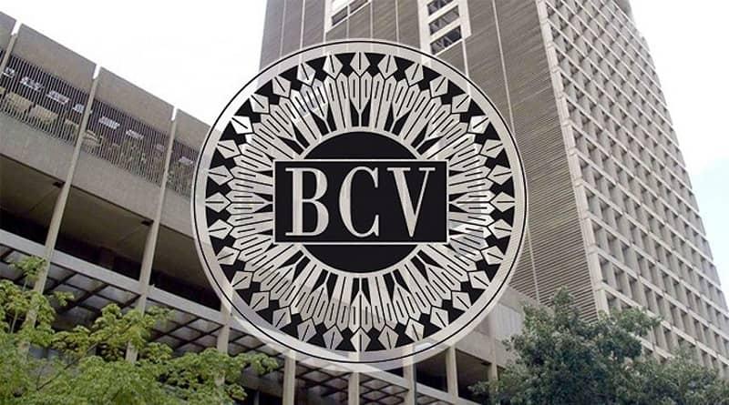 BCV anunció nuevas tarifas y recargos para operaciones bancarias - agosto 1, 2021 6:54 am - NOTIGUARO - Economia
