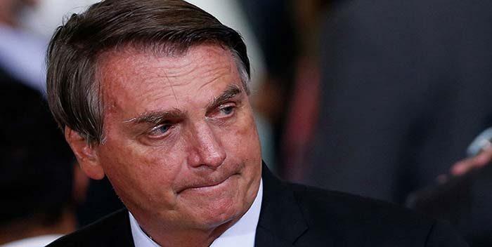 TSE pide investigar a Bolsonaro por presuntamente difamar al sistema de votación - agosto 2, 2021 9:00 pm - NOTIGUARO - Internacionales