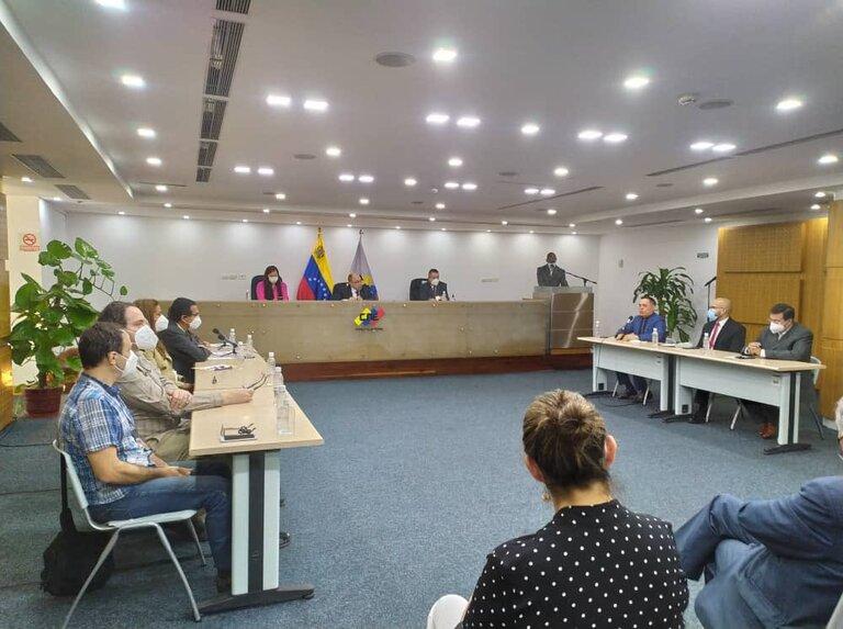 Sistema electoral apto para realizar elecciones transparentes el 21N - agosto 4, 2021 3:38 pm - NOTIGUARO - Nacionales