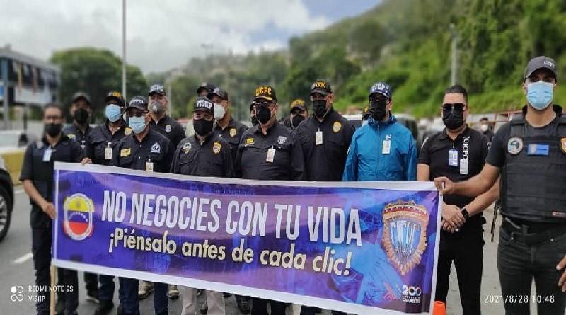 En Venezuela: Inicia campaña de prevención contra delitos y ofertas engañosas ofrecidas a través de las RRSS - agosto 29, 2021 10:30 am - NOTIGUARO - Nacionales