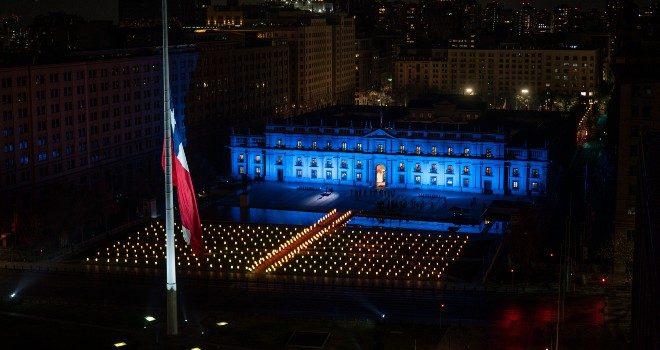 Chile: Piñera decretó dos días de duelo nacional por las víctimas de la pandemia - agosto 9, 2021 8:30 am - NOTIGUARO - Internacionales
