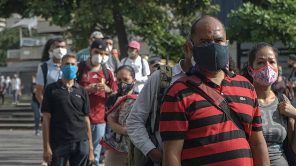 Venezuela registró 897 nuevos contagios y 16 fallecidos, total de eleva a 307.570 - agosto 3, 2021 9:00 am - NOTIGUARO - Nacionales