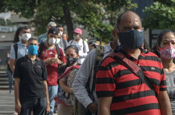 Venezuela registró 897 nuevos contagios y 16 fallecidos, total de eleva a 307.570 - agosto 3, 2021 9:00 am - NOTIGUARO - Contagiados