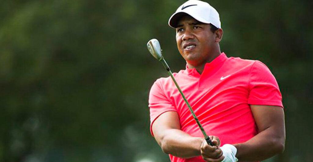 Golfista venezolano, Jhonattan Vegas, pisa fuerte en el torneo BMW - agosto 28, 2021 1:30 pm - NOTIGUARO - Deporte