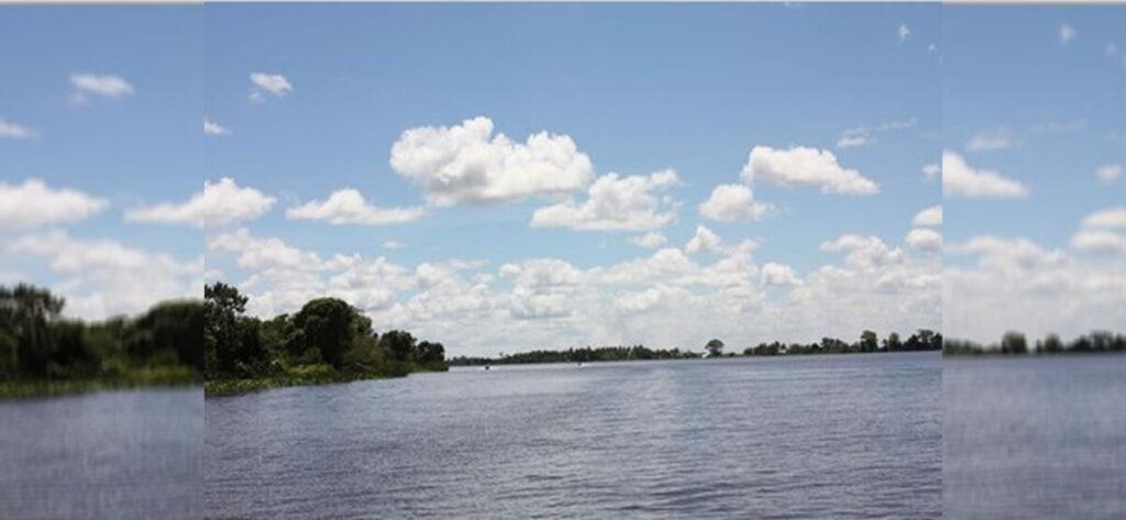 En Delta Amacuro: Alerta amarilla por crecida del río Orinoco - agosto 9, 2021 5:42 pm - NOTIGUARO - Nacionales