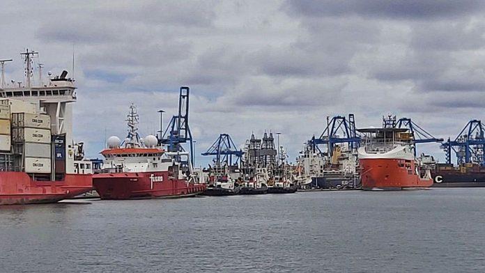 EE.UU.: Venezolanos son condenados por hallazgo de cocaína en buque carguero - agosto 19, 2021 9:33 am - NOTIGUARO - Internacionales