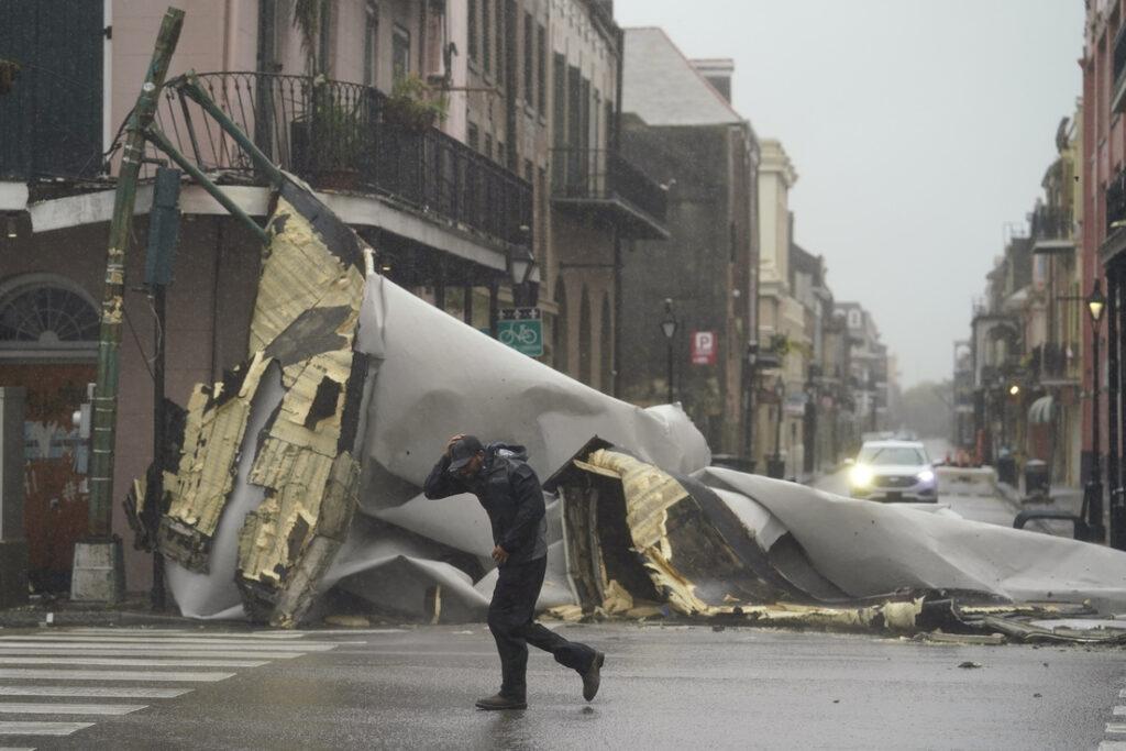 En Luisiana: Destrucciones, inundaciones y cortes de energía masivos tras la llegada del huracán Ida(+videos) - agosto 30, 2021 6:57 am - NOTIGUARO - Internacionales