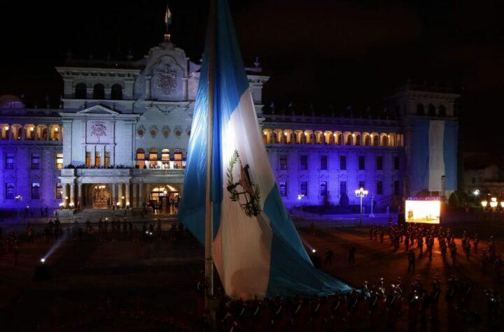 En Guatemala: Cancelan actividades de celebración del Bicentenario por pandemia - agosto 31, 2021 9:39 am - NOTIGUARO - Pandemia