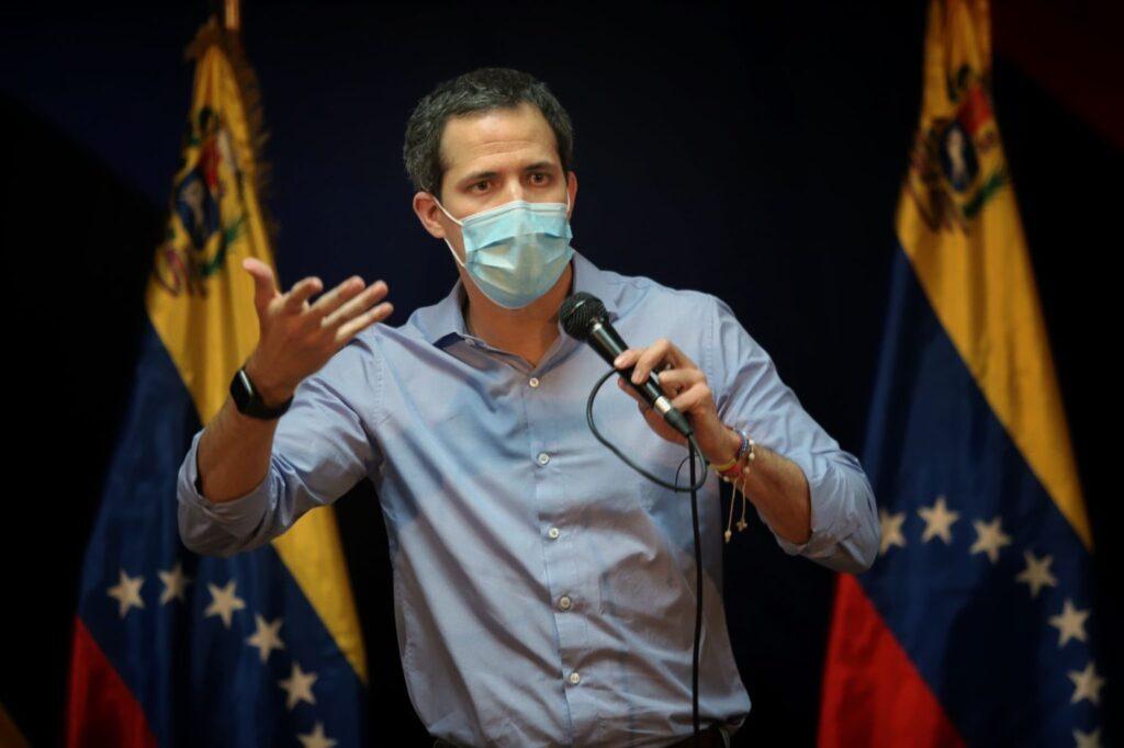 Juan Guaidó condenó ruptura del diálogo en México - octubre 17, 2021 1:48 pm - NOTIGUARO - Nacionales