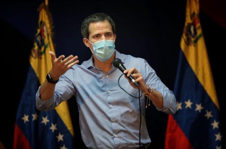 Juan Guaidó condenó ruptura del diálogo en México - octubre 17, 2021 1:48 pm - NOTIGUARO - Juan Guaidó