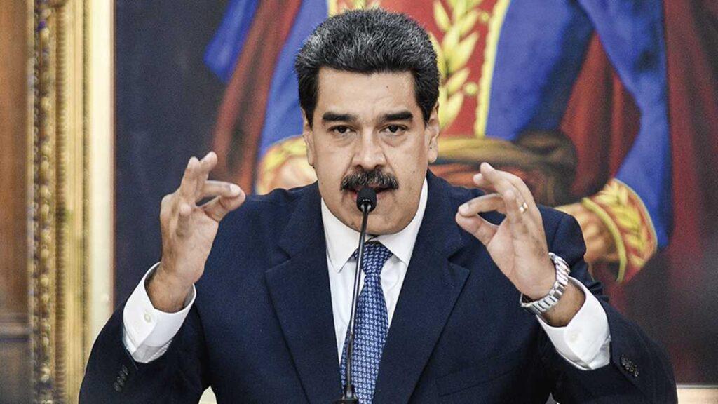 Maduro mueve piezas y nombra nuevos ministros - agosto 19, 2021 11:51 pm - NOTIGUARO - Nacionales